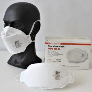 FFP3 Atemschutz ohne Ventil